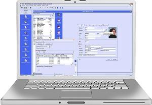 logiciel pour pointeuse